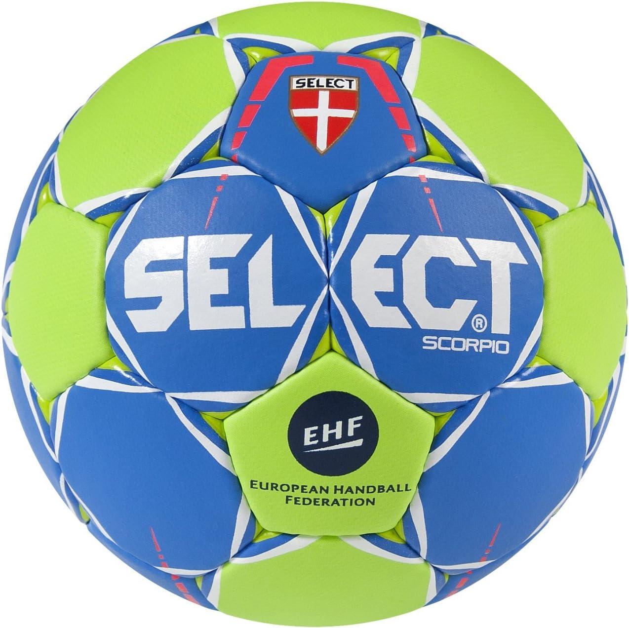 TALLA 2. Select Unisex Scorpio de Balonmano