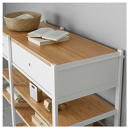 IKEA ELVARLI - Estante de bambú: Amazon.es: Hogar