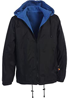 e035a8c2aaa25 IZOD Men s Water Resistant Midweight Jacket with Polar Fleece Lining ...