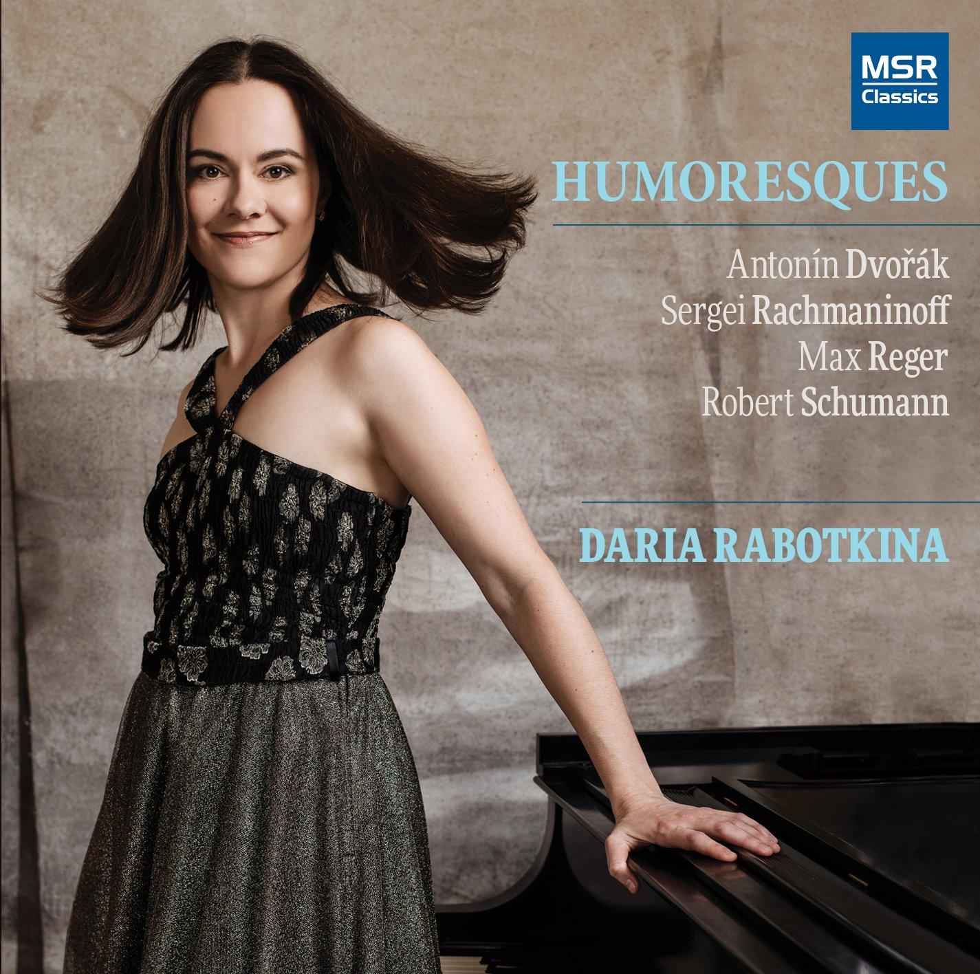 CD : Rabotkina - Humoresque (CD)