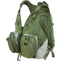 SF Utral Light Fly Fishing Vest Back Pack or Chest Pack Adjustable Size