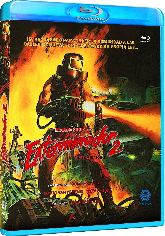 Exterminador 2 (Exterminator 2) [Blu-ray]: Amazon.es: Robert ...