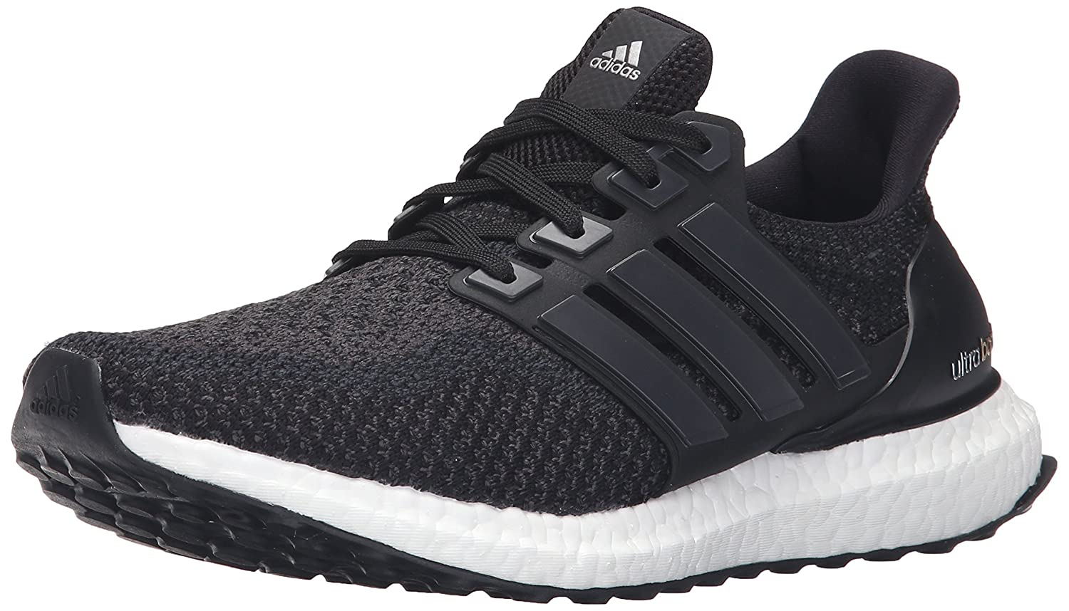 adidas Performance Men's Ultra Boost M Running Shoe B01AYF7EZO 10 D(M) US|Black/Black/Black