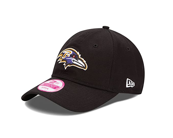 new style 6a9bd db0d0 NFL Baltimore Ravens Women s Sideline 940 Cap, Black