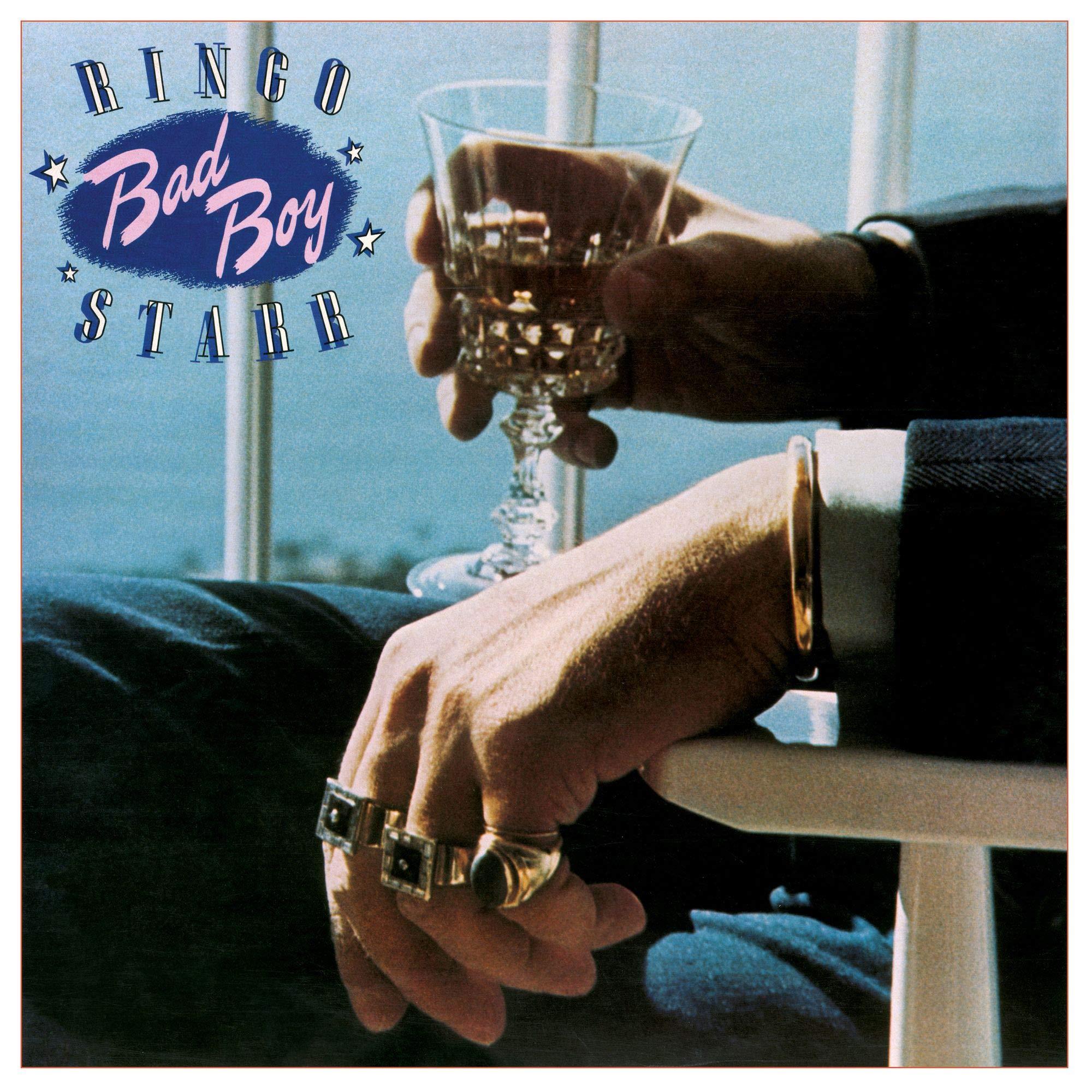 Vinilo : Ringo Starr - Bad Boy (180 Gram Vinyl, Gatefold LP Jacket, Limited Edition, Poster)