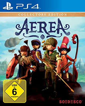 Aerea Collectors Edition Playstation 4 Amazonde Games