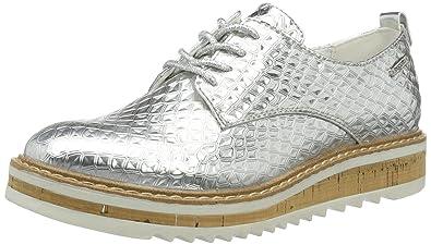 Damen V7001PR6L Sneakers, Silber (Silber 805), 41 EU Bugatti