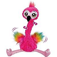 ZURU PETS ALIVE 9522 Frankie The Funky Flamingo op batterijen dansende robotspeelgoed