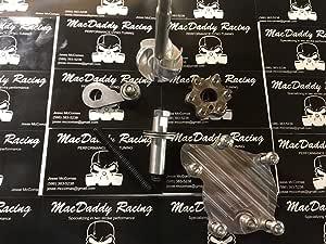 MacDaddy Racing Yamaha Banshee Shift Detent with Ceramic Bearing