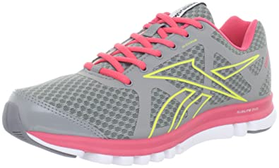 7e99616f4eb5 Image Unavailable. Image not available for. Colour  Reebok Women s Sublite  Duo Run Running Shoe ...