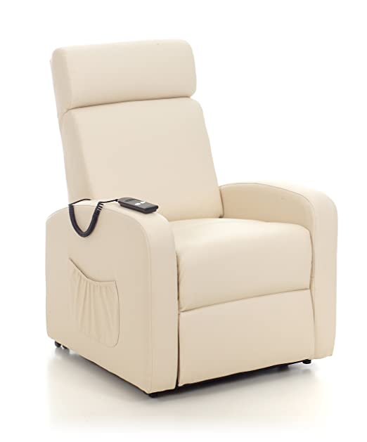 My Living - Butaca Katia, sillón de Piel sintética: Amazon ...