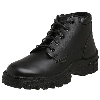 Rocky Duty Men's Modern Duty TMC,Black,10 W: Shoes