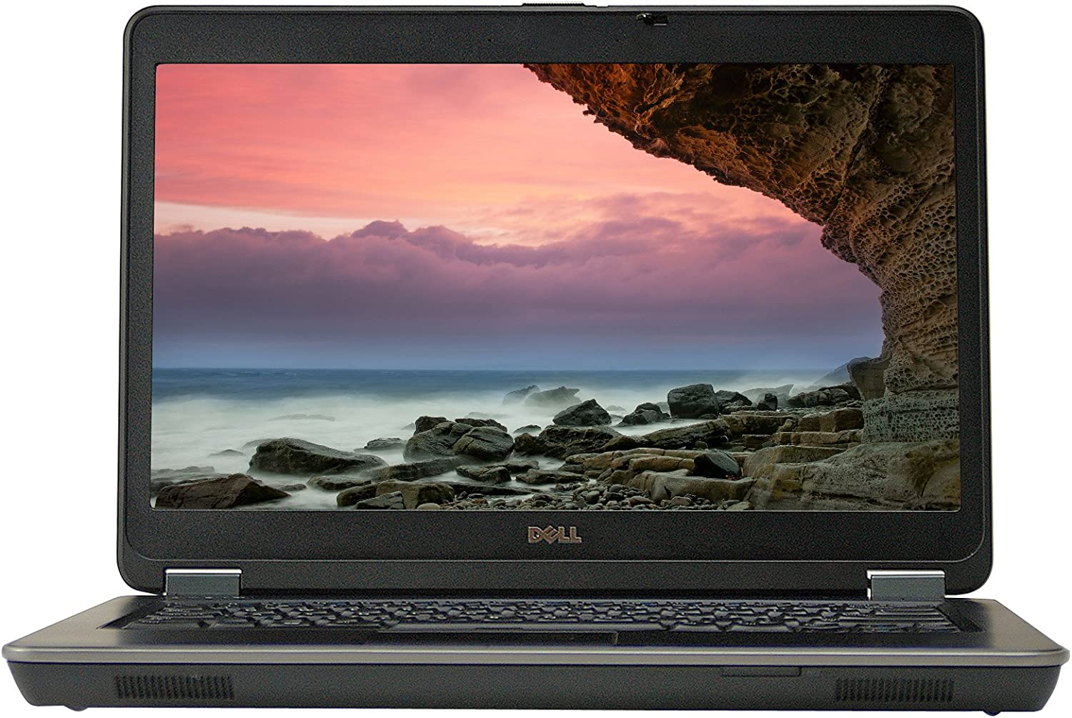 DELL Latitude E6440 14in Laptop, Core i7-4600M 2.9GHz, 8GB Ram, 256GB SSD, DVDRW, Windows 10 Pro 64bit (Renewed)