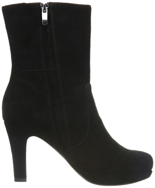 545802acf471 Clarks Kendra Aviva, Women Boots, Black (Black Sde), 3 UK (35.5 EU):  Amazon.co.uk: Shoes & Bags