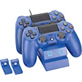 Venom Twin Charge Docking Station - Blue (PS4)