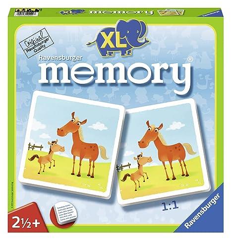Ravensburger 21122 - Mein erstes XL memory Tiere