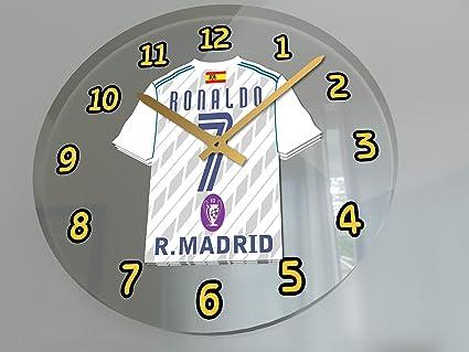 Amazon.com: FanPlastic Cristiano Ronaldo 7 CF Real Madrid ...