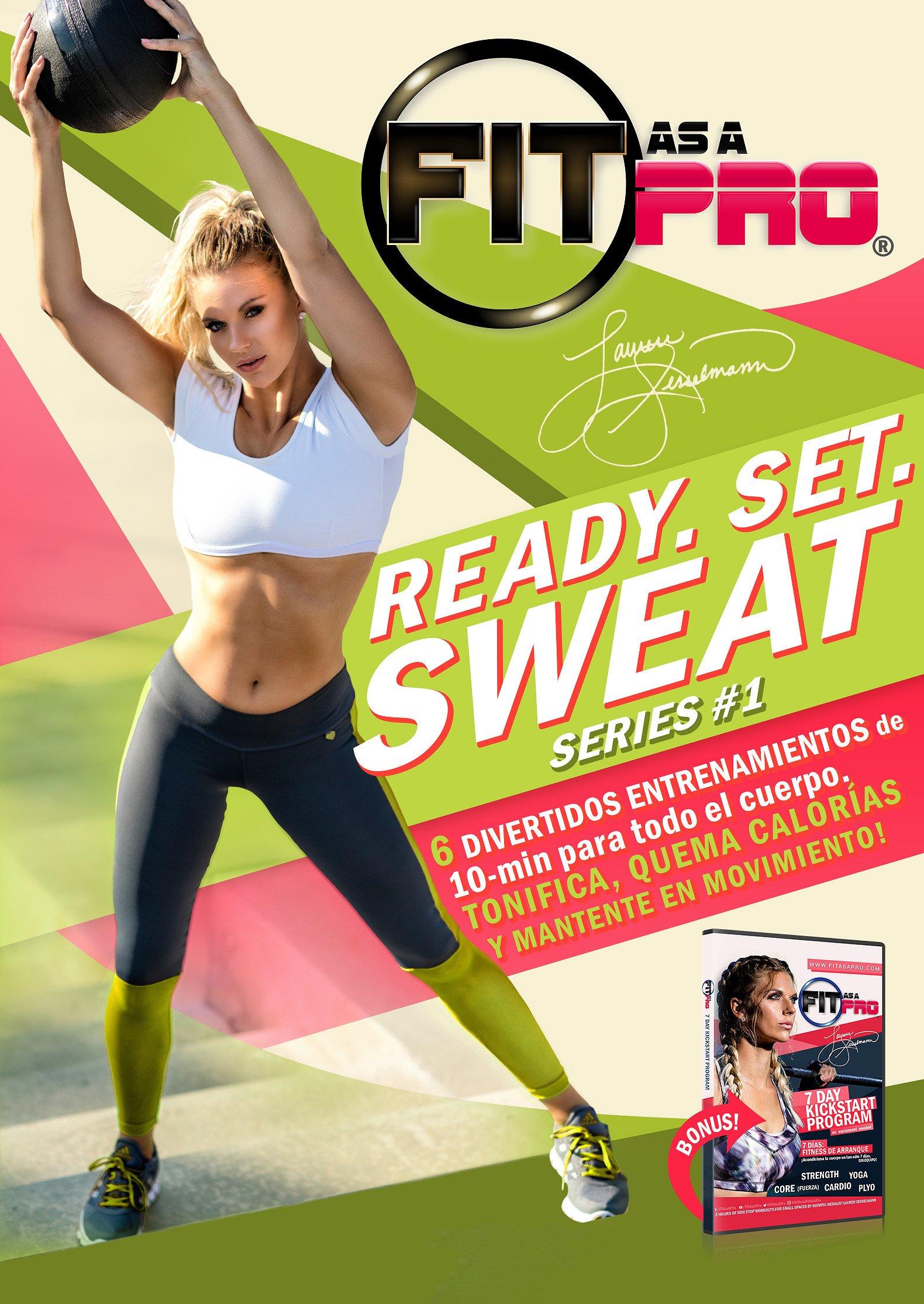 Watch Fit As A Pro Ready. Set. Sweat Series No. 1 - 6 ...