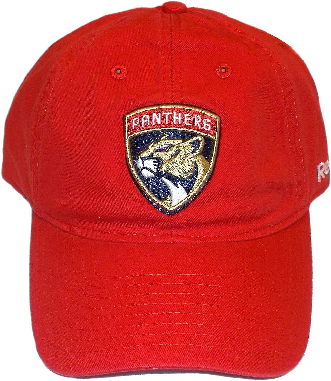 OSFA EW79Z Reebok Florida Panthers Adjustable Slouch Hat