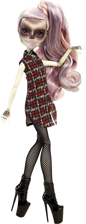Amazon.es: Monster High - Muñeca Zomby Gaga (Mattel FCD09 ...