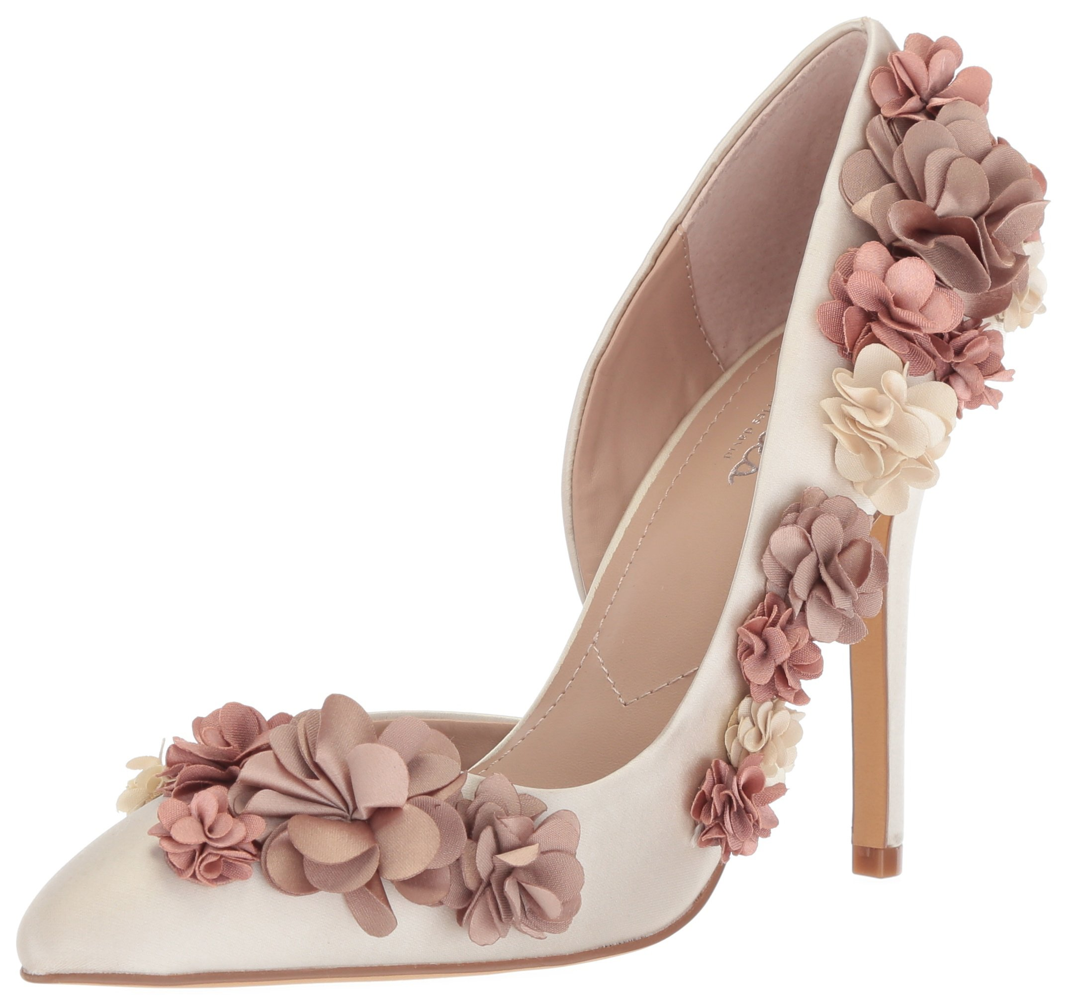 Charles by Charles David Women's Polly Pump, Ivory, 9.5 M US by Charles by Charles David