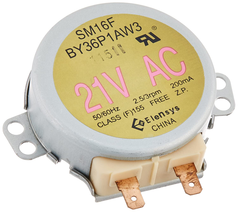 Frigidaire 5304456175 para plato giratorio del microondas motor ...