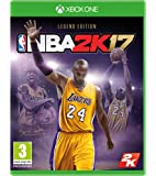 NBA 2K17: Legend Edition - Collector's Limited - Xbox One