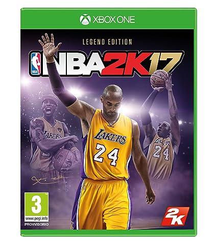 NBA 2K17: Legend Edition - Collectors Limited [Importación ...