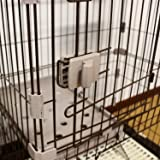 "PANEY 40"" H Folding Cat Home 3 Level Cat Cage"