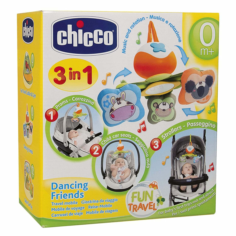 Chicco 903000000 - Móvil para bebé, diseño de animales: Amazon.es ...