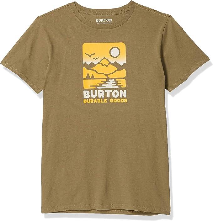 Burton Traildaze - Camiseta de manga corta unisex para niño: Amazon.es: Ropa y accesorios