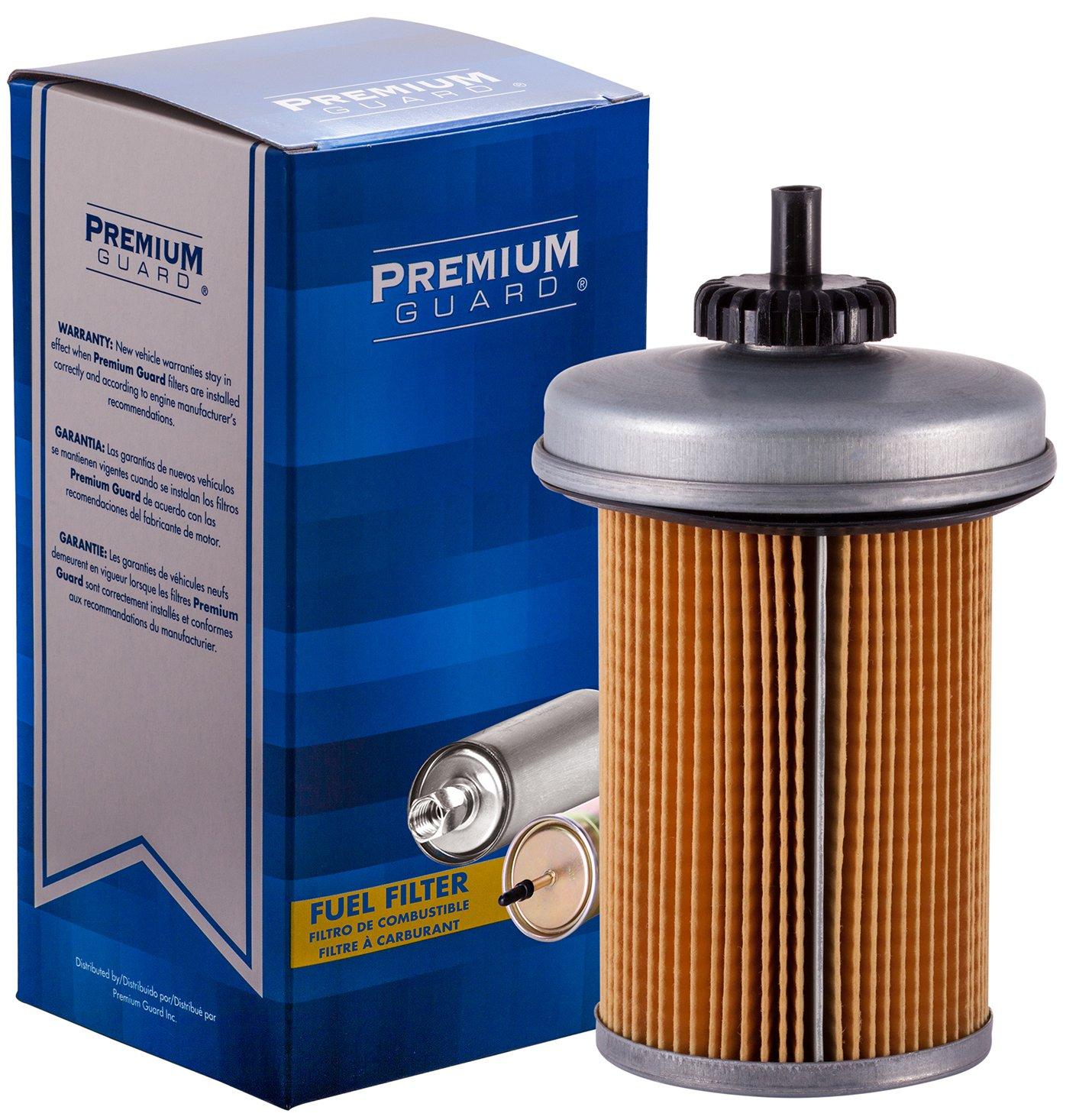 Amazon.com: Premium Guard Diesel Fuel Filter DF7358 | Fits 1995 GMC C1500,  1995 GMC K1500: Automotive