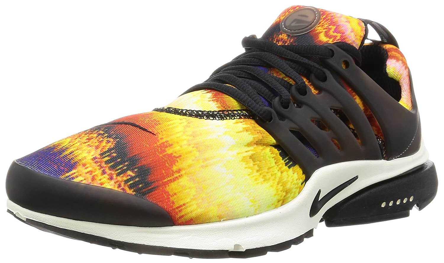 NIKE Men's Air Presto Essential B01I9FDKJU 9 D(M) US|Orange