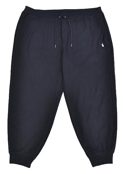 7d26d3c1c2e6 Ralph Lauren Big   Tall Jogginghose Athletic Pant Schwarz (4XB ...