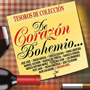 Varios Artistas - Corazon Bohemio - De Corazon Bohemio (3CDs Varios Artistas Tesoros de Coleccion Sony-131326) - Amazon.com Music