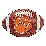 FANMATS NCAA Clemson University Tigers Nylon Face
