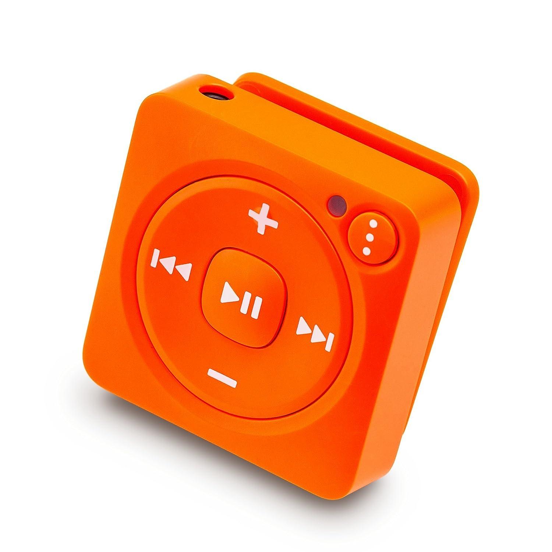50465ed5c61 Mighty Audio Spotify Music Player, Crush Orange: Amazon.co.uk: Electronics
