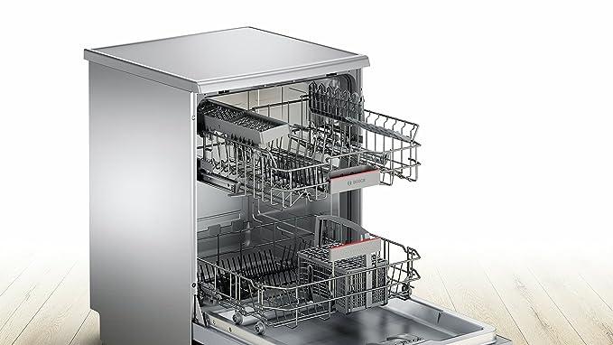 Bosch SMS46GI01E lavavajilla Independiente 12 cubiertos A++ ...