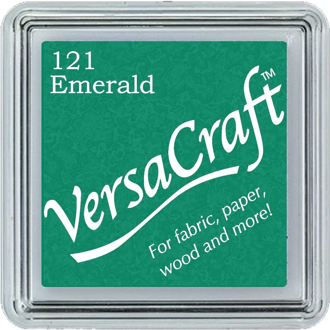 Emerald and Ultramarine Tsukineko All-Purpose Ink Duos for Fabric