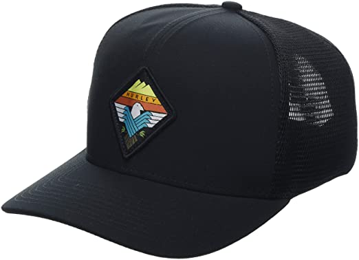 cb8d18af2f ... wholesale hurley mens surfin bird trucker hat aa4477 black ofa 34121  37326
