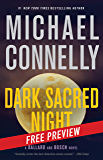 Dark Sacred Night: Free Preview (A Ballard and Bosch Novel Book 1) (English Edition)