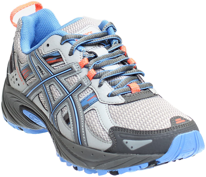 ASICS Women's GEL-Venture 5 Running Shoe B01MCWD3UQ 6 C/D US|Silver