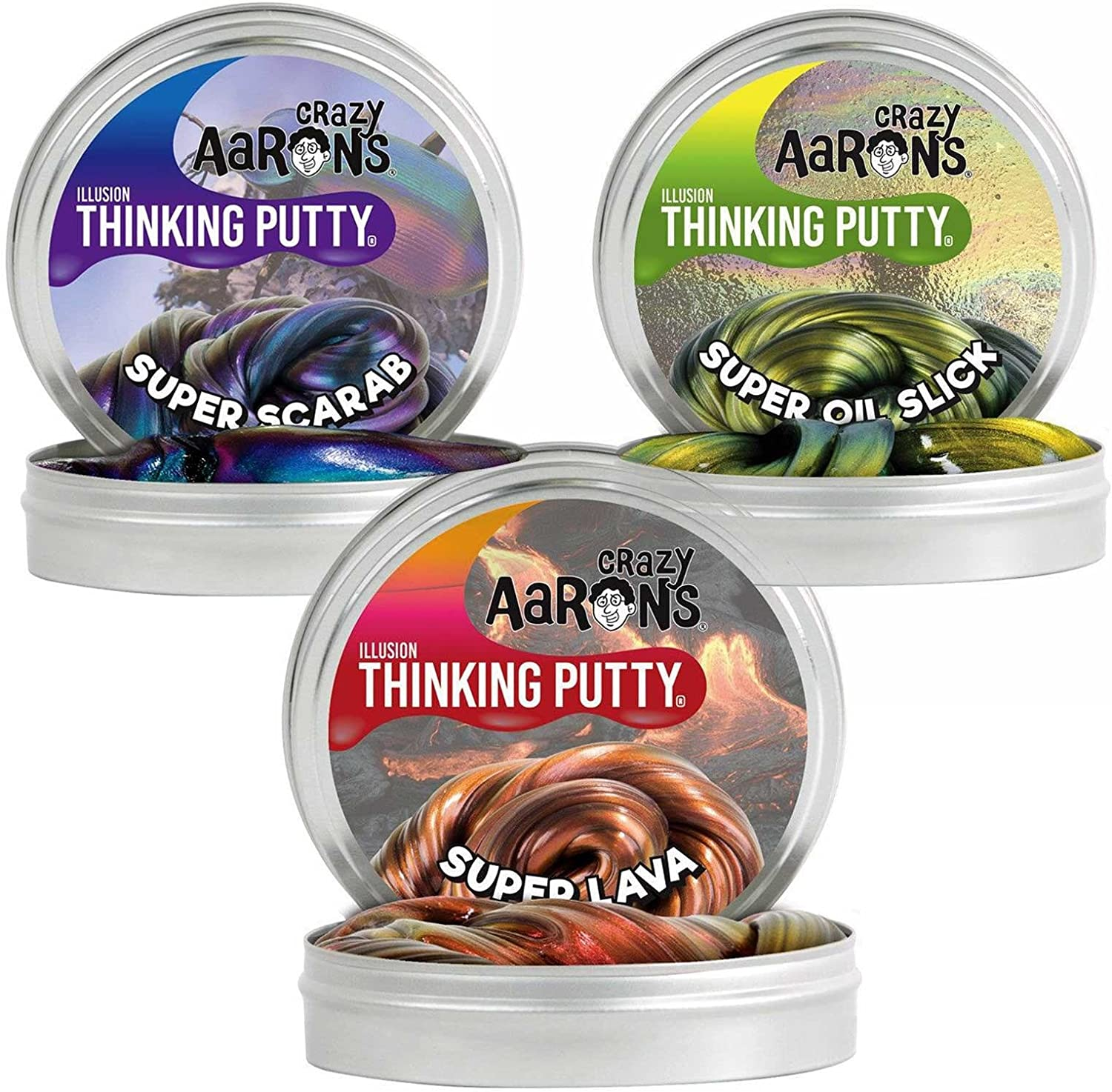 Crazy Aaron's Super Illusions Mini Tin Assortment