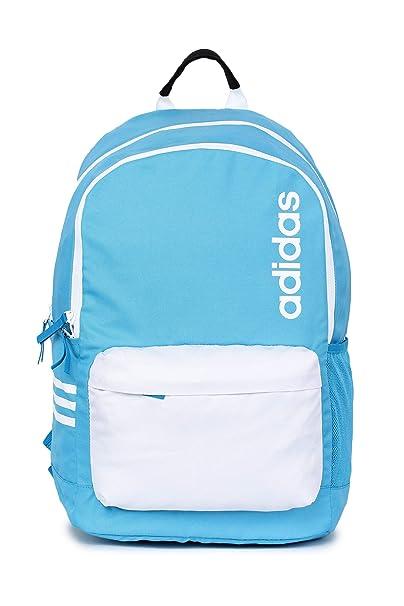 Adidas Unisex Sky Blue Classic Large Backpack