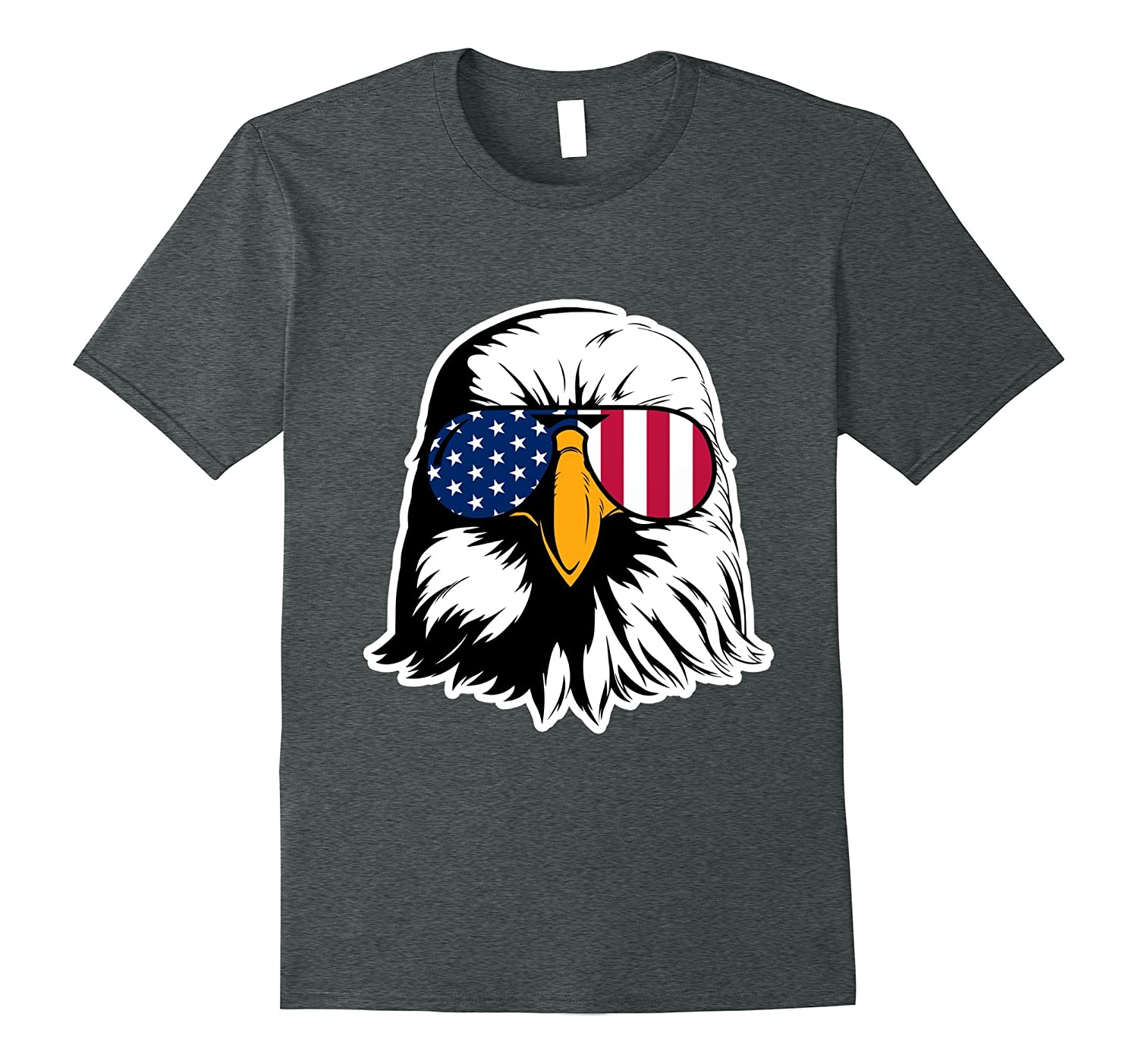 4th July American eagle Tee - Independence Day 2017 t-shirt-Art