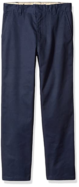 05620d074f5 U.S. Polo Assn. Boys Boys Twill Pant (More Styles Available) School Uniform  Pants: Amazon.ca: Clothing & Accessories
