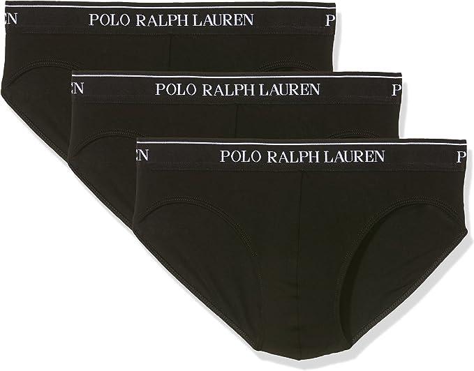 Ralph Lauren Slip (Pack de 3) para Hombre: Amazon.es: Ropa y ...