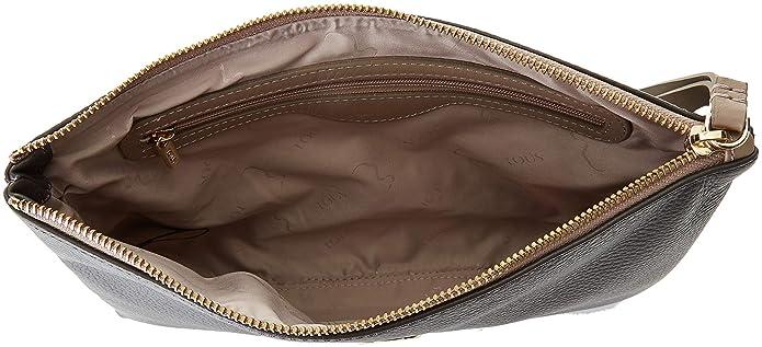 Tous Bolso de Mano Arisa, Cartera asa para Mujer, Multicolor (Gris/Topo) 3x20.5x29 cm (W x H x L): Amazon.es: Zapatos y complementos