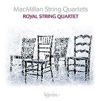 Macmillan: String Quartets [Royal String Quartet; Izabella Szaaj- Zimak; Elwira Przybyowska; Marek Czech; Micha Pepol] [Hyperion: CDA68196]