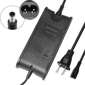 Futurebatt AC Adapter Charger for Dell Latitude E5400 E5410 E5420 E5430 E5440 E5500 E5510 E5520 E5530 E5540 E5550 E6220 E6230 E6320 E6330 E6400 E6410 E6420 E6430 E6430s E6430U E6440 E6500 E6510 E6520